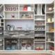 rustic pantry