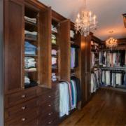 Master Walk-In Elegant Closet