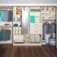 A Custom Closet for Kids Tweens & Teens can change configuration as your children grow