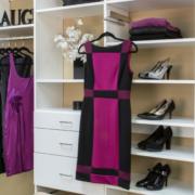 Organized Clothing Storage