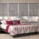 Motorized Window Shades come in many style options.