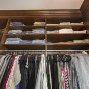 Closet Rods set the tone for your closet