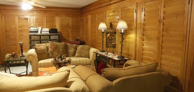 Cozy Indoor Shutters from Marco Shutters