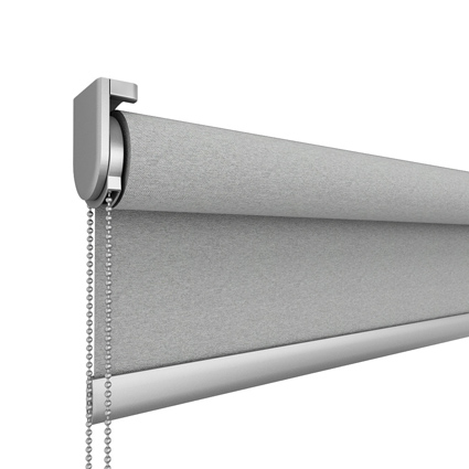 Atelier Roller Shades have a twin pull option to raise and lower your shade