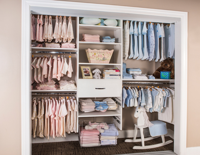 Custom Closets for Kids Tweens & Teens grow with your children