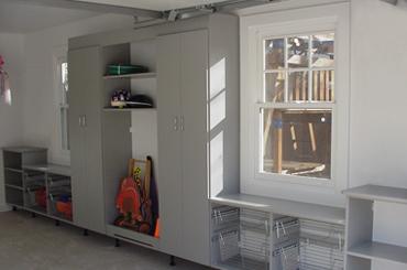 Garage Closets